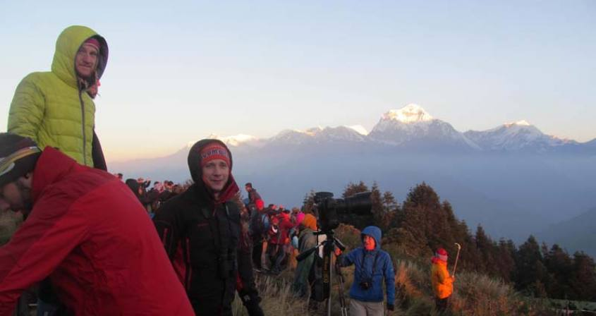 Annapurna Base Camp Trek with Poon Hill