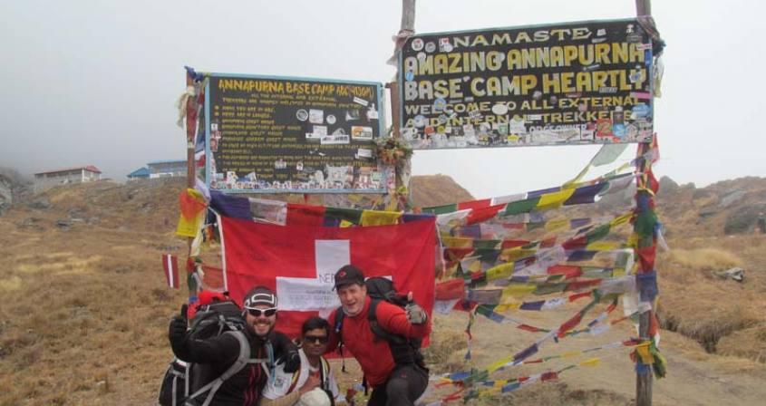 Annapurna Basecamp Trek with Tilicho Lake
