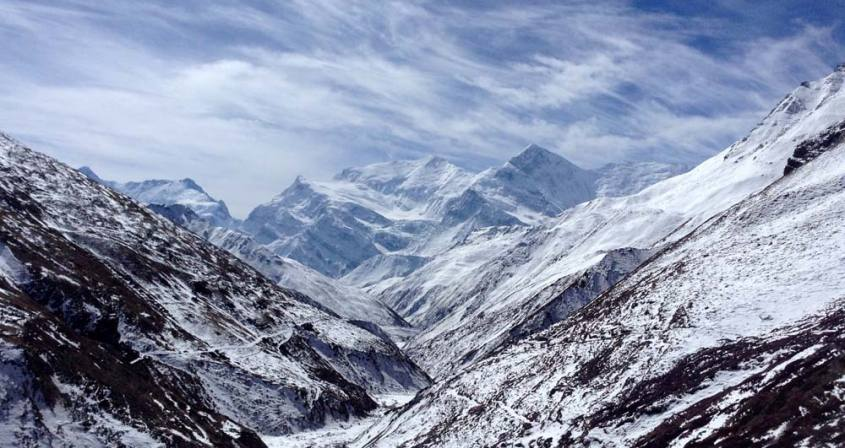 Annapurna Circuit Trek with Poon Hill and Tilicho Lake