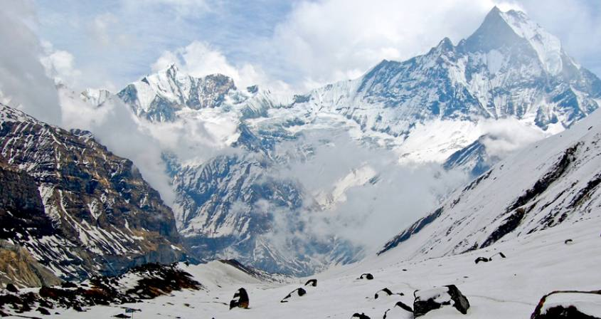 Annapurna South Expedition