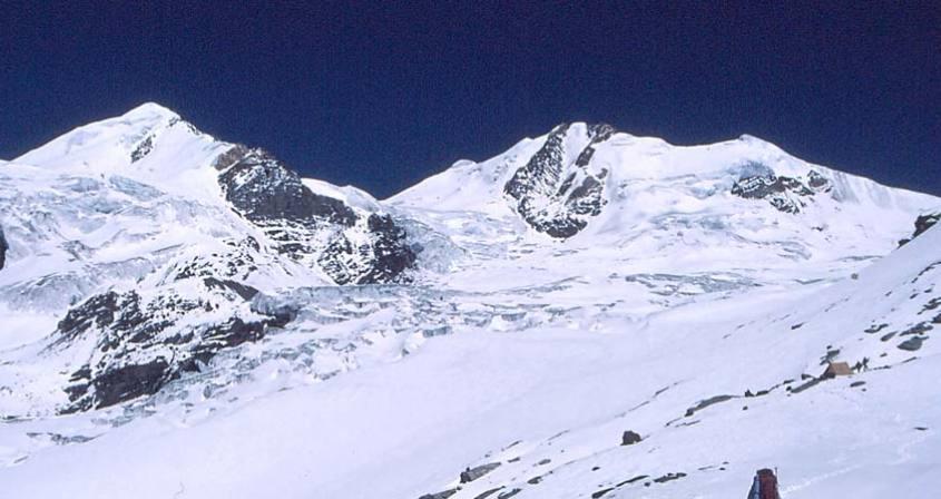Chulu Peak Base Camp Trekking