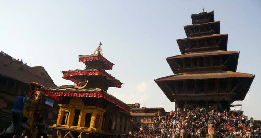 Day Tour in Bhaktapur