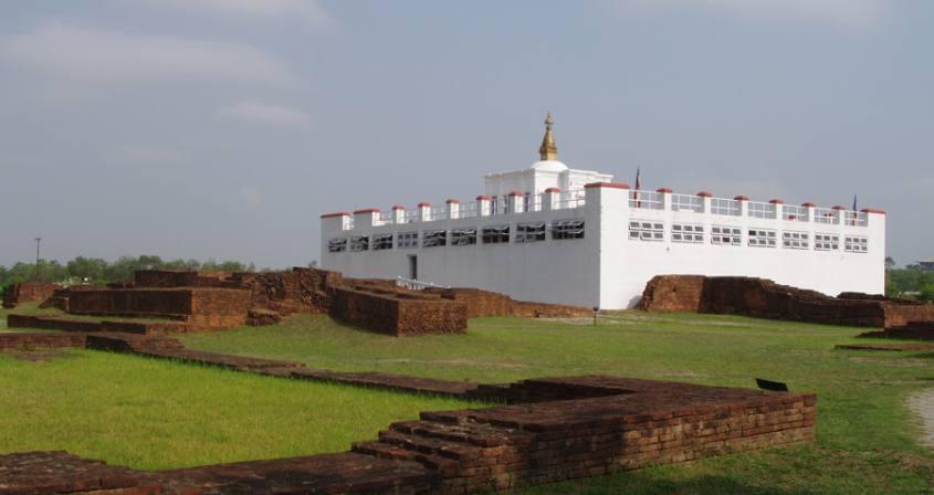 Day Tour in Lumbini