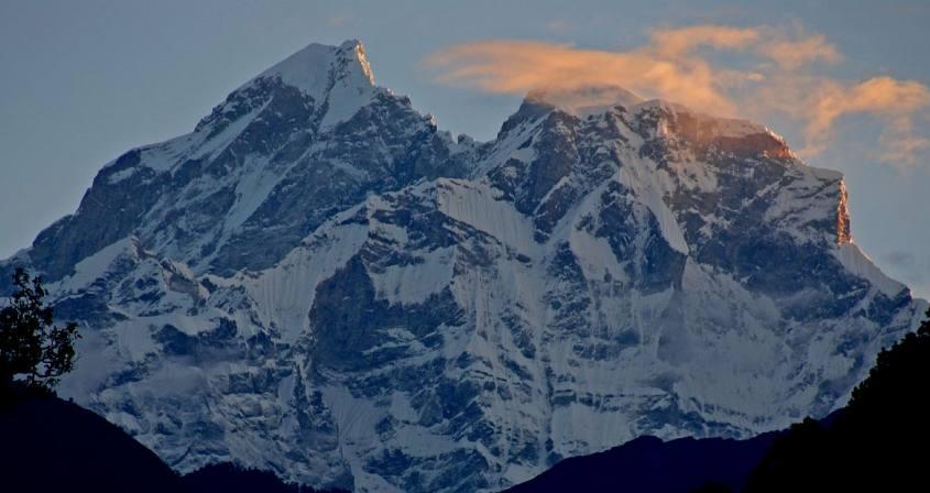 Gauri Shanker Region Trekking