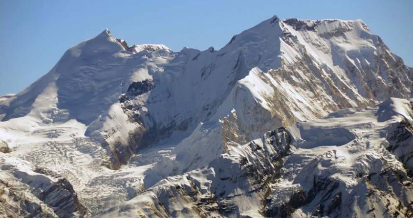 Himlung Himal Climbing