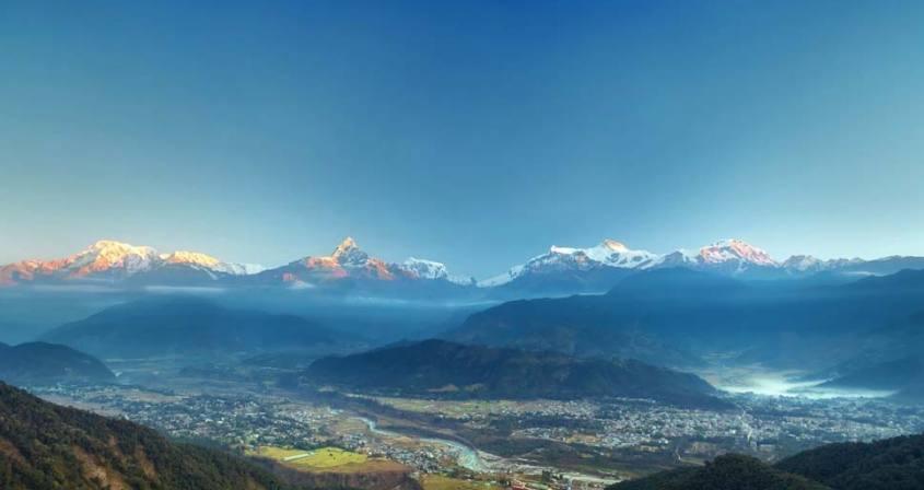 Kathmandu, Pokhara & Chitwan Luxury Tour