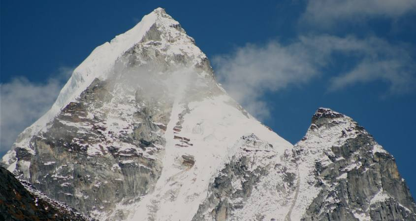 Kyazo Ri Peak Climbing