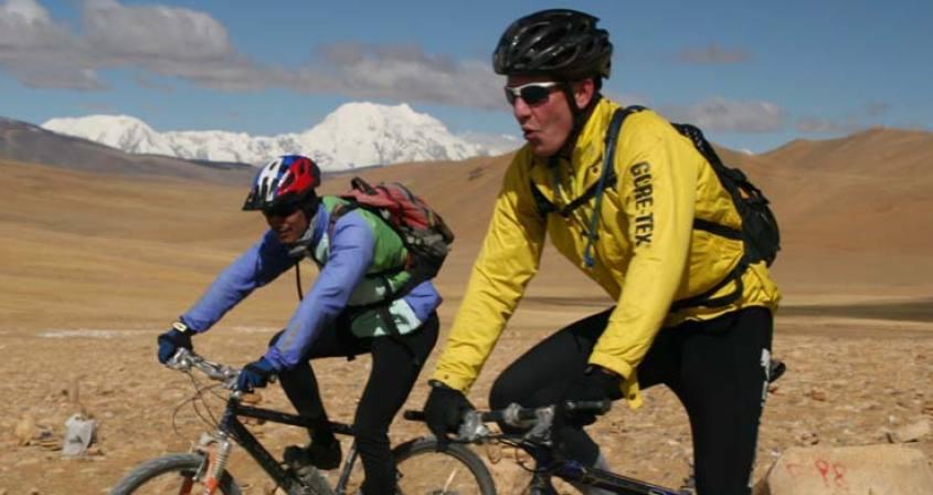 Lhasa Kathmandu Mountain Bike Tour