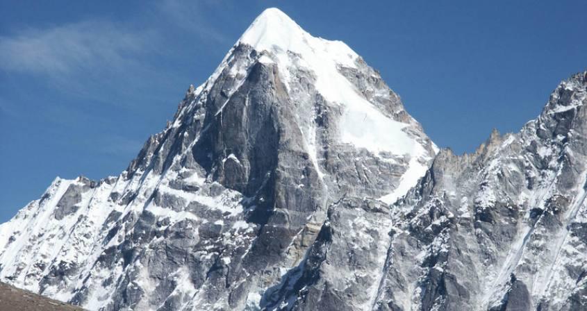 Machhermo Peak Climbing