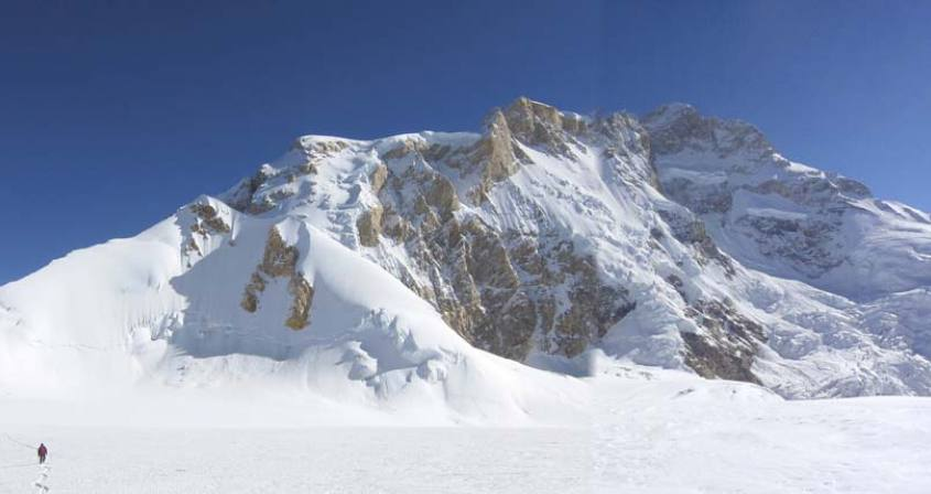 Mount Thulagi Expedition