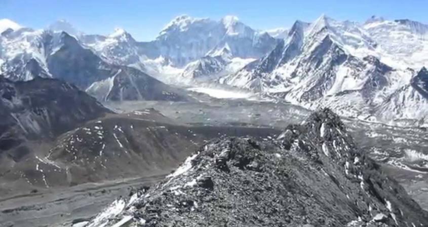 Mt. Chhukung Ri Peak Climbing