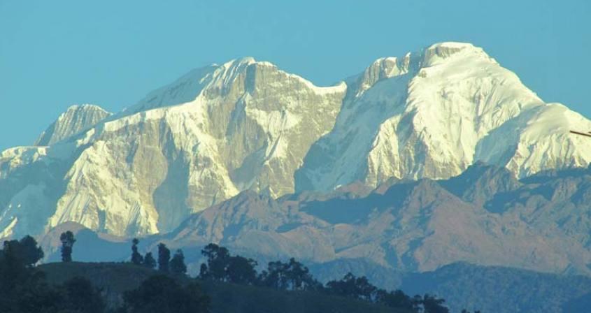 Mt. Lamjung Himal Climbing