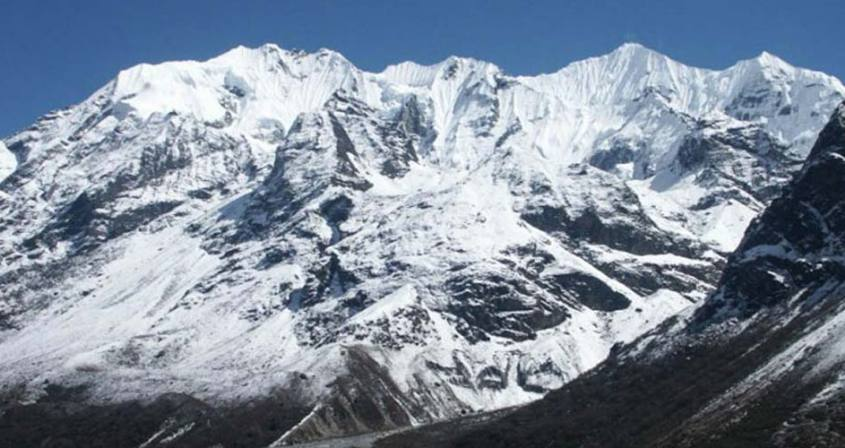 Mt. Langsisa Ri Peak Climbing