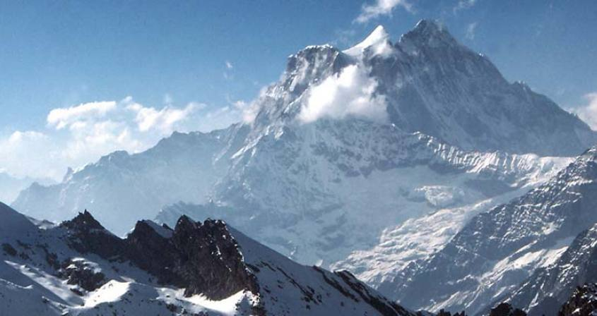 Mt. Ramdung GO Peak Climbing