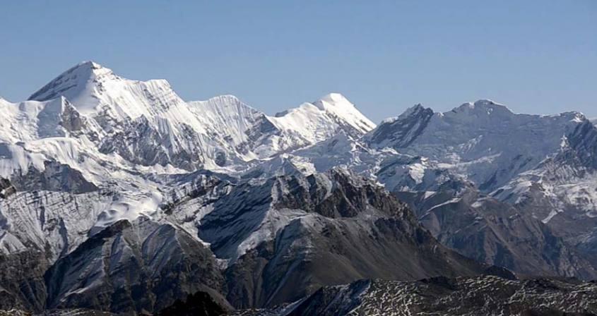 Mt. Ratna Chuli Climbing