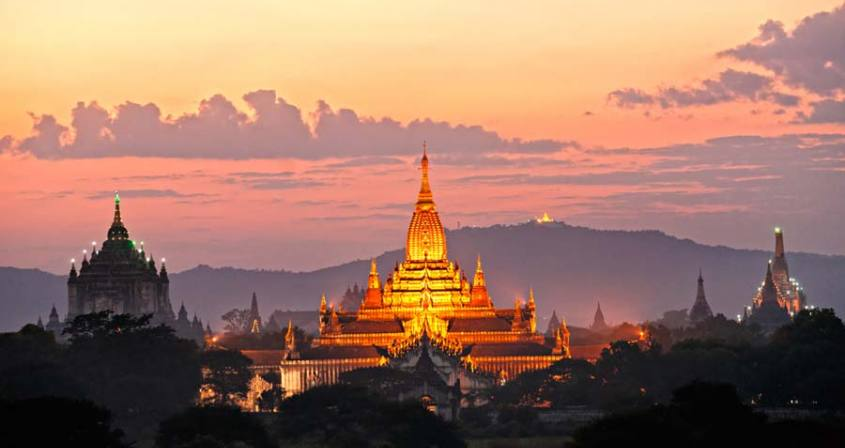 Myanmar Beauty Trip