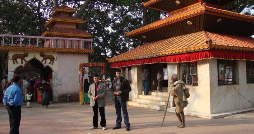 Simraungadh Bariyarpur Tour