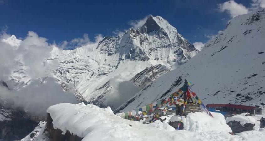 Singu Chuli peak Base Camp Trek