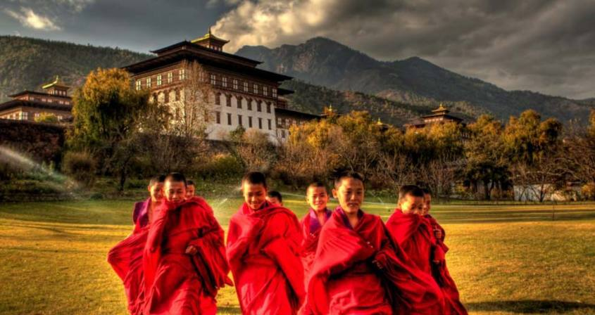 Splendors of Bhutan Tour