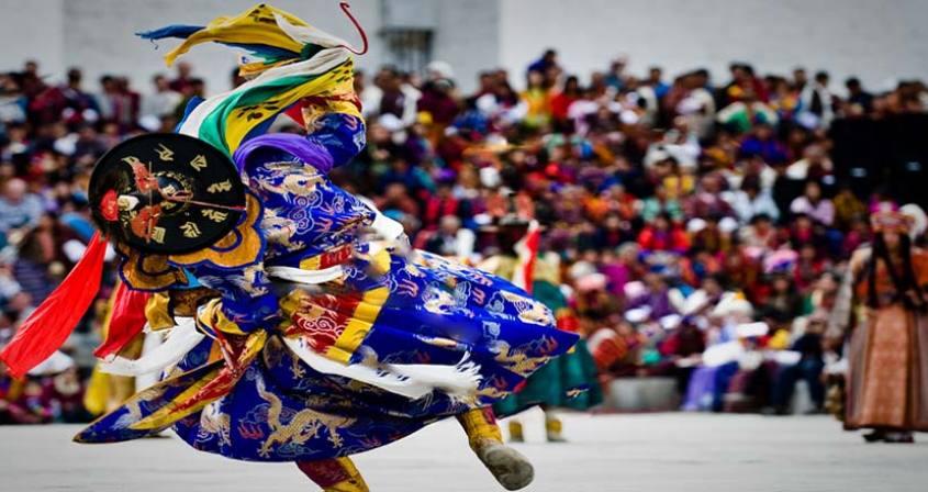 Thimphu Tshechu Festival Tour