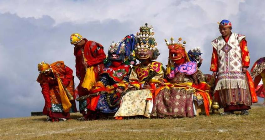 Ura Yakcho Festival Tour