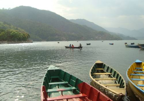 Short Trek Around Pokhara