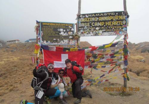 Annapurna Basecamp Trek with Tilicho Lake