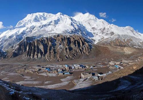 Annapurna sanctuary trek with Tilicho Lake