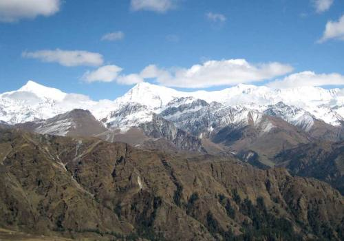 Churen Himal Base Camp Trekking