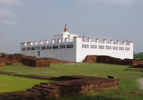 Day Tour in Lumbini