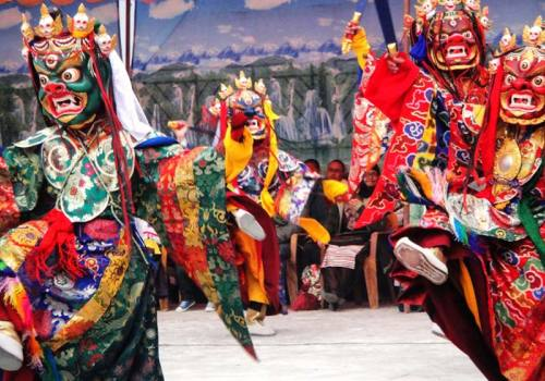 Everest Base Camp Trek and  Tengboche Manirimdum Festival