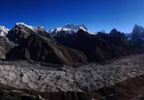 Everest Base Camp Trek with Gokyo Lakes