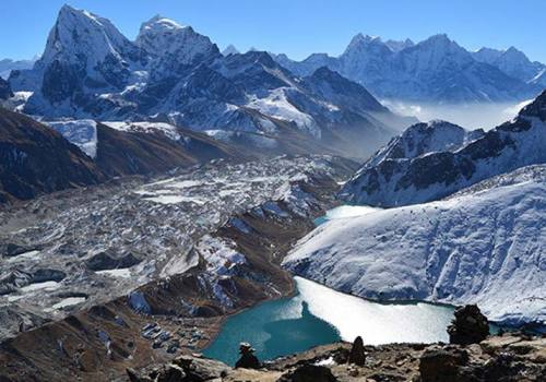 Everest Base Camp Trekking via Gokyo Lakes