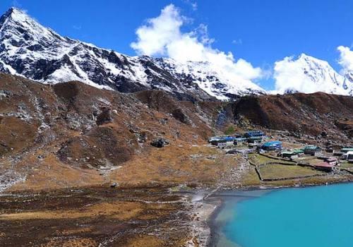 Gokyo Chola Pass Everest Base Camp Trekking