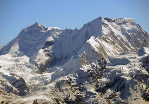 Himlung Himal Base Camp Trek