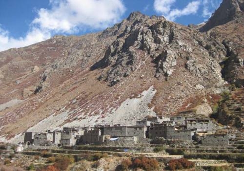 Humla and Limi Valley Trek