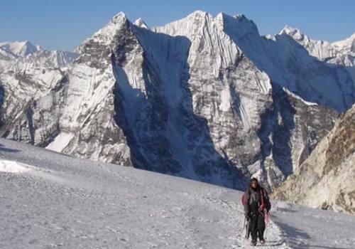 Island peak Base Camp Trek