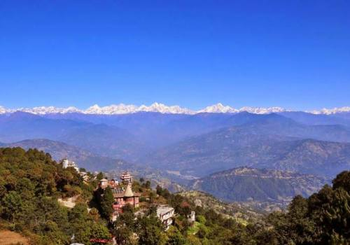 Kathmandu-Nagarkot-Panauti