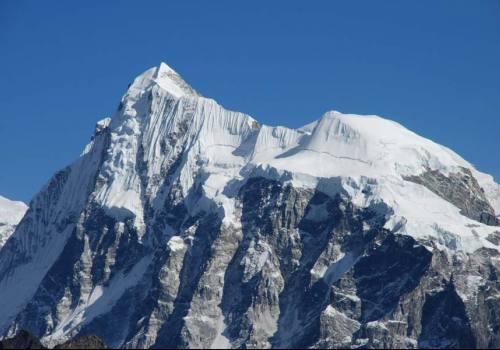 Khongma Tse Peak Climbing