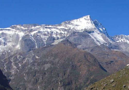 Kwangde peak or Kwangde RI Peak Climbing
