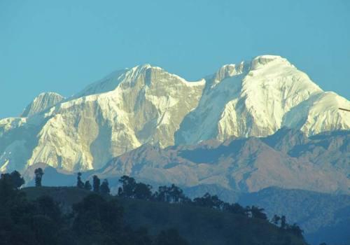 Lamjung Himal Base Camp Trekking