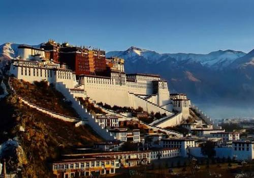 Lhasa and Central Tibet Tour