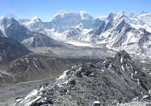 Mt. Chhukung Ri Peak Base Camp Trek
