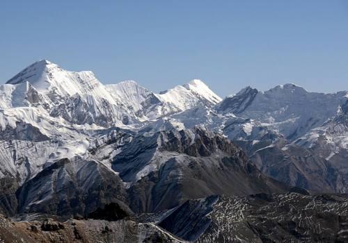 Mt. Ratna Chuli Base Camp Trekking