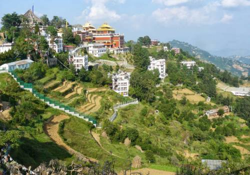 Namobuddha-Balthali Village Everest View Trekking