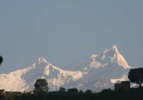 Pandrung Hill-Bahakot Danda Baram Village Trek