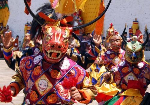 Paro Spring Festival Tour