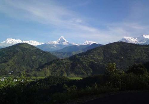 Pokhara-Chisopani-Begnas Trek