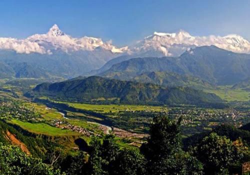 Pokhara Dhampus Sarangkot Trek