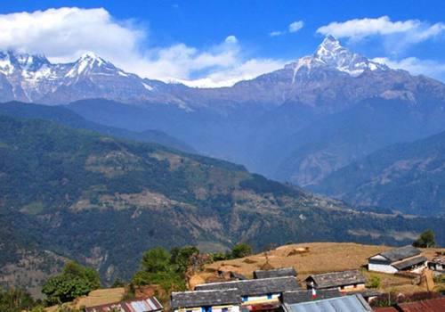 Pokhara Dhampus Trek